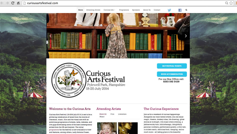 Curious Art festival